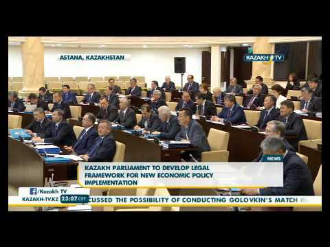 Kazakh senate passes amendments to tax legislation