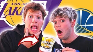 2 PLAYER NBA 2K20 GFUEL FORFEIT w/ JESSER