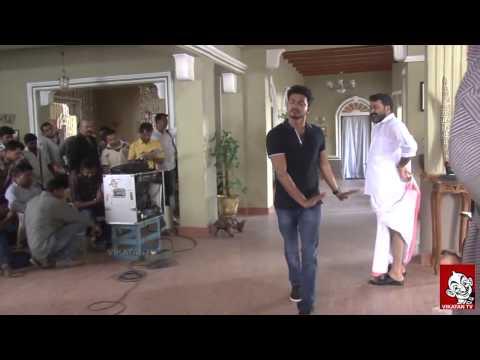 Exclusive   Vijay's Jilla Making Video