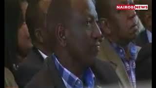 DP William Ruto rehearsed this Kikuyu song by Carol Wanjiru