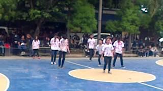 Shuffle dance indonesia Keren abis.. At TJS #shs