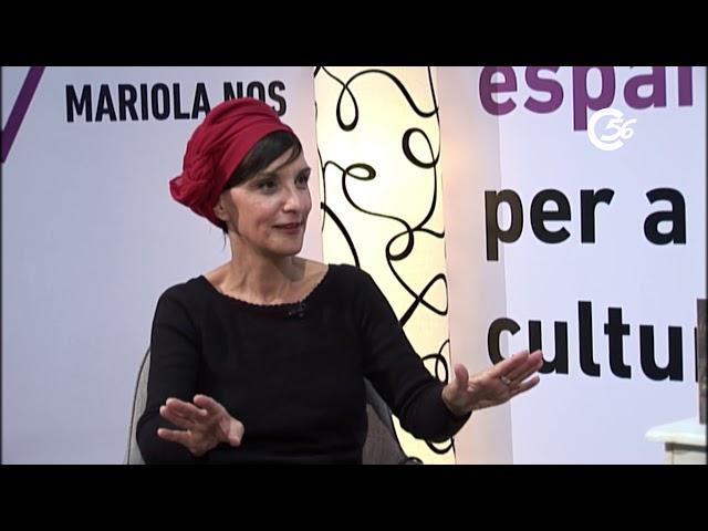 Josi Ganzenmüller entrevista Mariola Nos