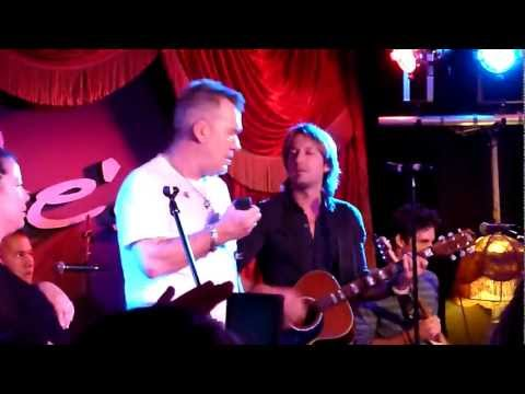 Before The Next Teardrop Falls - Jimmy Barnes and Keith Urban - Lizottes - 6-6-12