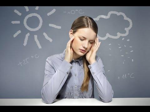 Почему когда погода меняется голова болит