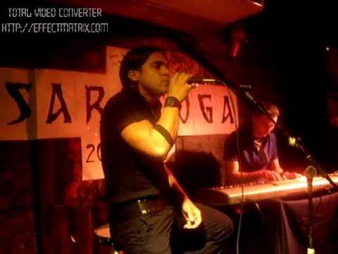 Saratoga - sigues estando (en mi vida) acústico (video 1)