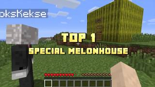"Minecraft Videos ""Minecraft Trolling TOP 5 funniest ways to troll somebody in Minecraft"""