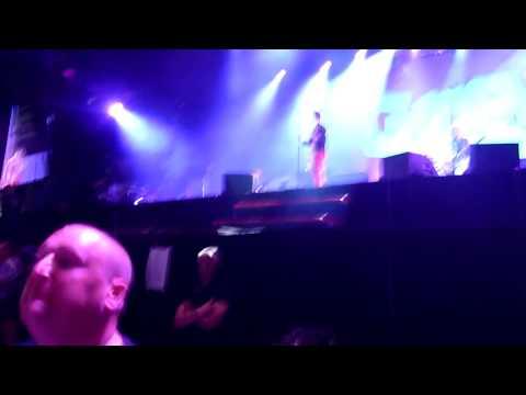 Billie talking about Adrienne - Green Day Rock Werchter 2 July 2010 [HD]