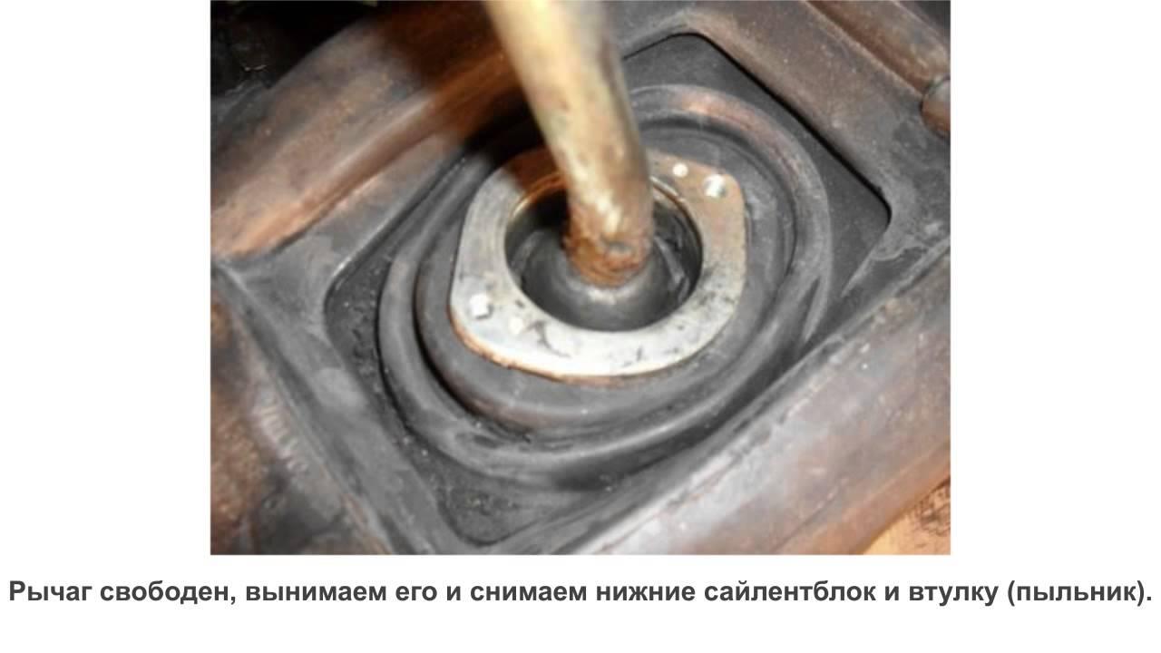 ремкомплект кулисы передач вольво 740