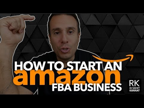 How To Sell On Amazon FBA For Beginners | 8-Step Tutorial