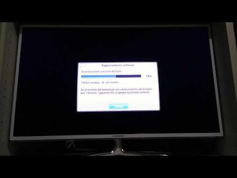 Aggiornare Firmware/Software TV LED Samsung
