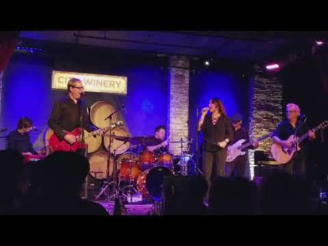 Patty Smyth & Scandal - Sometimes Love Just Ain't Enough (w/intro) - City Winery - 1.14.18