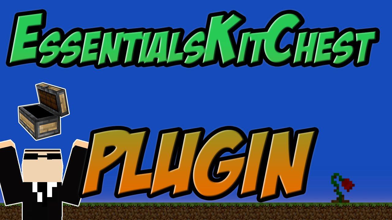 Essentialskitchest bukkit plugin minecraft 1710 18x spigot essentialskitchest bukkit plugin minecraft 1710 18x spigot german tutorial sciox Images