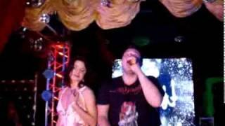 27 Сергей Жуков и Женя Рассказова - Стая 2008 г..AVI