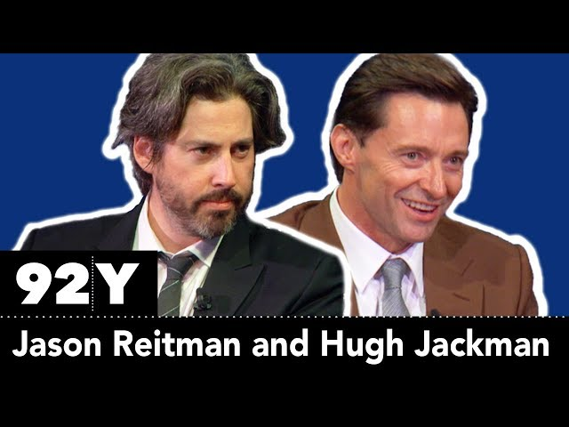 Hugh Jackman and Jason Reitman discuss their docudrama The Front Runner