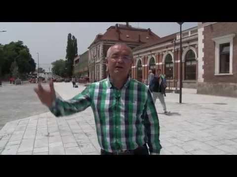 Piața Gării din Cluj-Napoca în modernizare - stadiul proiectului