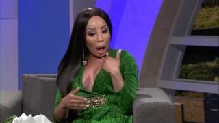 Real Talk with Anele Season 3 Episode 42 - Khanyi Mbau