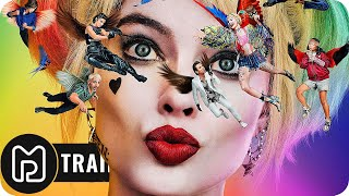 BIRDS OF PREY Trailer Deutsch German (2020)