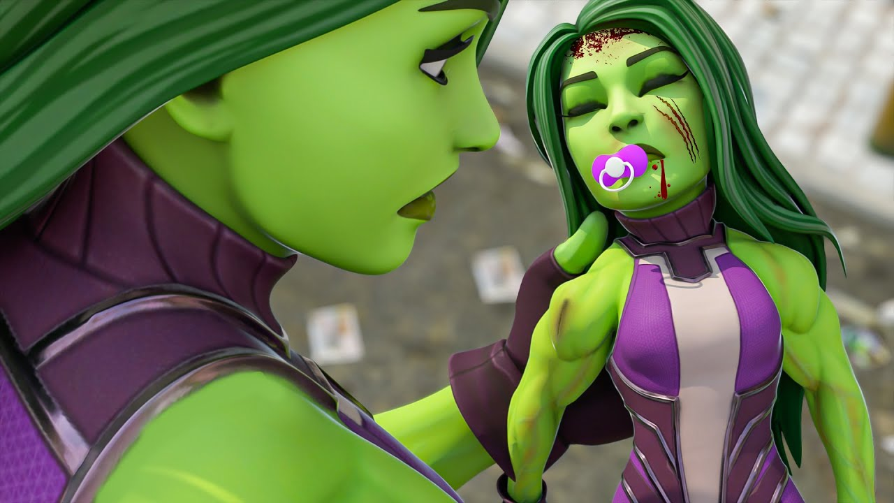 Download R.I.P BABY SHE-HULK!!.... ( Fortnite Short )