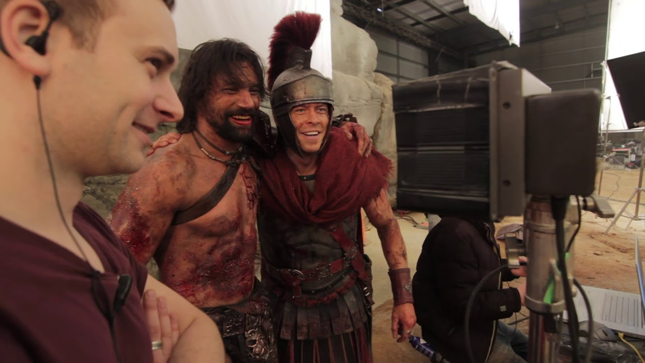 Download A Bloody Farewell   Spartacus Season 3 Extras