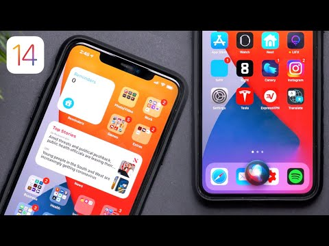 iOS 14 First Look! 25+ New Features & Changes!