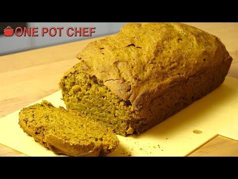 Pumpkin Bread   One Pot Chef