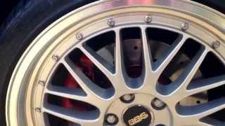 Skoda Superb 2.8 v6 on 19'' bbs wheels