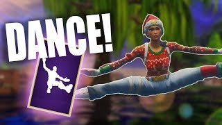 When Fortnite Gets More Dances