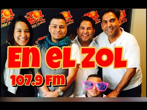 INN en Washington D.C en radio el Zol 107.9 fm