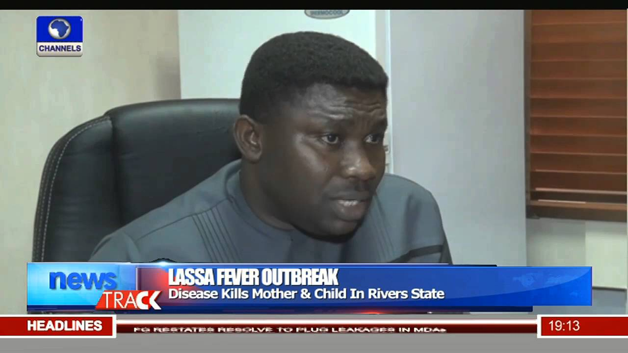 Lassa Fever In Rivers: Commissioner For Health; Odagwe Reacts