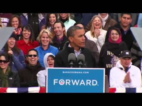 President Obama Remarks in Denver, Colorado - Full Speech