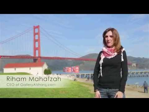TechWadi: Riham Mahafzah of Gallery Al Sharq Acceleration in Silicon Valley
