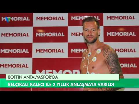 Boffin Antalyaspor'da