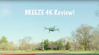 Yuneec Breeze 4K Drone review