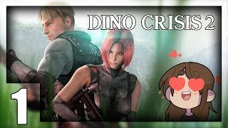 [ Dino Crisis 2 ] First time playing! - Part 1