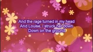 Isabelle Boulay - Jolie Louise (Lyrics)