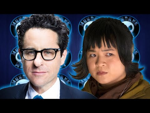 "J.J. Abrams claims STAR WARS haters are ""threatened by women"""