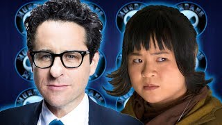 J.J. Abrams claims STAR WARS haters are