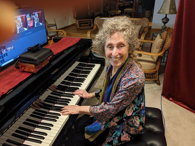 Beth Green's Magical Piano Improvisations, 9-16-21