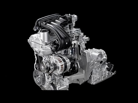 Обновлённая Лада Веста. Подробно о двигателе H4M(HR16DE). Стоит брать или нет?