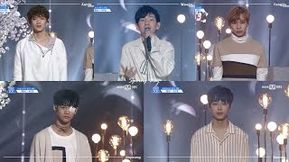 Produce 101 Season 2 Vocal Position | Spring Day (봄날)
