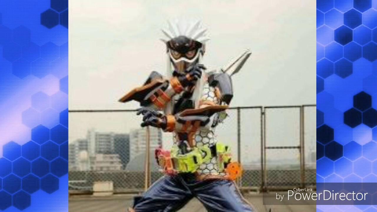 仮面ライダー風魔 ニンジャゲーマー変身音 - YouTube