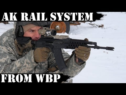 AK47 / 74Picatinny Rail by Polish WBP - The Good and The Bad!