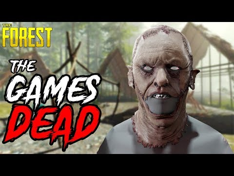 THIS GAME IS DEAD | The Forest