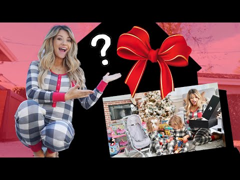 Taytum and Oakley's HUGE CHRISTMAS SURPRISE!