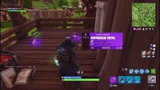 Fortnite Raven glitch!