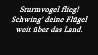 Letzte Instanz   Sturmvogel + Lyriks