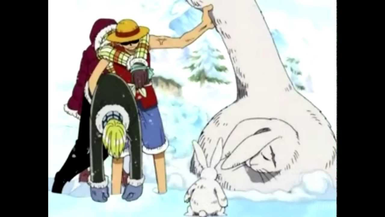 Download A Relatively Cute Moment From One Piece Episode 83