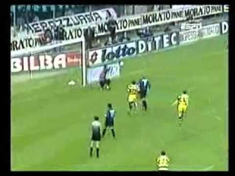 Ronaldo vs. Buffon, Thuram & F.Cannavaro