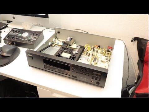 Lasereinheit für einen AKAI CD-57 CD57 CD 57 //
