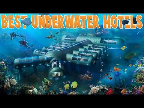 Best Underwater Hotels Part 1